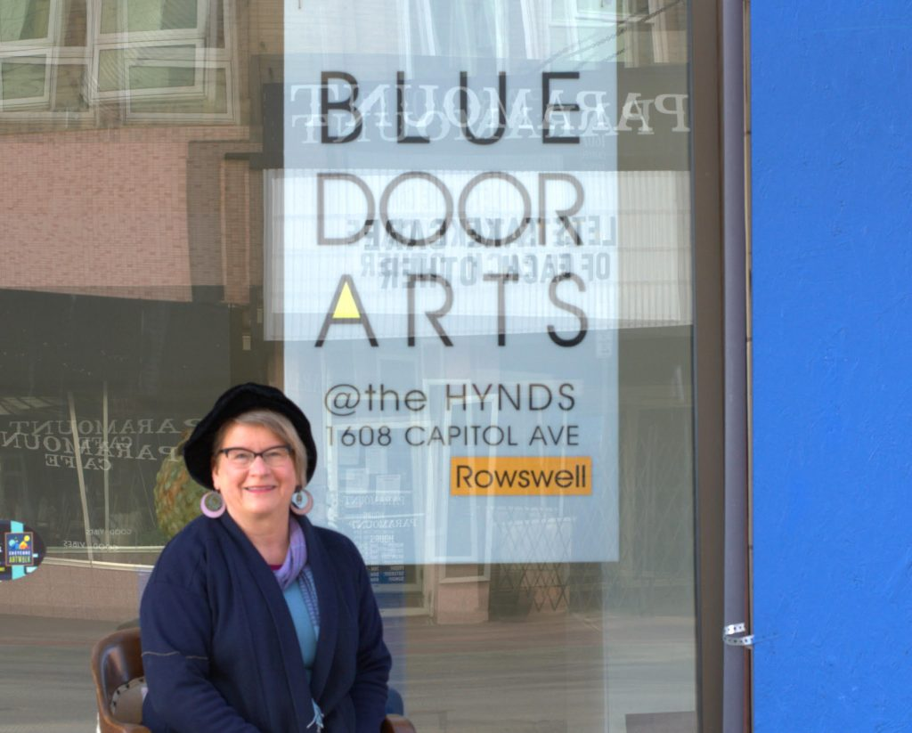 Blue Door Arts
