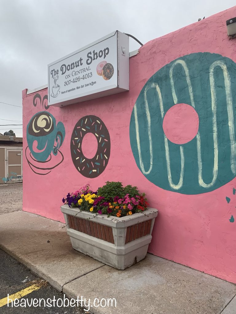 The Donut Shop on Central