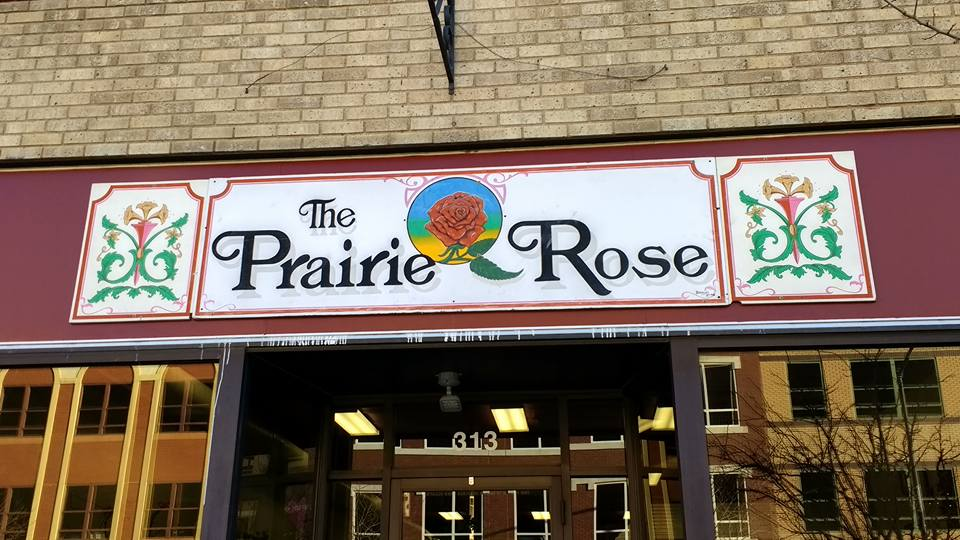 The Prairie Rose