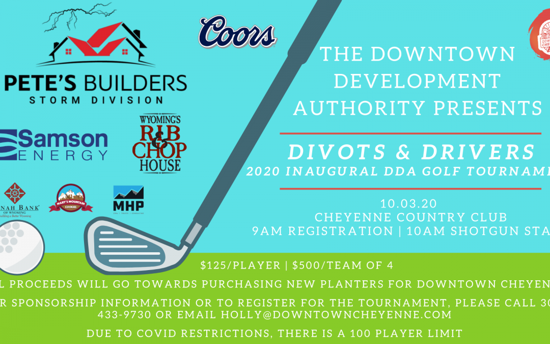Divots & Drivers First Annual Golf Tournament
